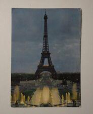 [GCG] PARIS LA TOUR EIFFEL - Cartolina-Postcard - ORIGINALE VIAGGIATA -8