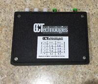 GCTechnologies 1310nm / 1550nm Wavelength Quad Fiber Splitter - 1x4 FC/PC