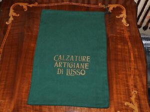 Calzature Artigiane Di Lusso - Dust Bag Cover