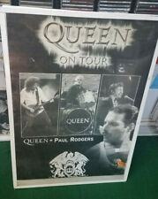 Queen New Poster 2006 Vintage Collectable Paul Rogers