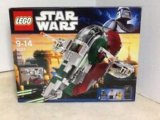 Lego Star Wars Slave I 8097 Retired