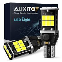 Super Bright LED 912 921 Backup Reverse Light White Error Free bulb T15 12V 6K A