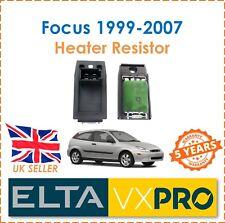 Ford fiesta MK6 1.4 16V febi cabin heater intérieur ventilateur vitesse du ventilateur résistance
