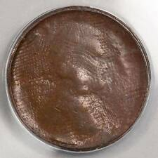 ANACS Struck Thru DUCT TAPE Wheat Cent Ultra Rare Mint .. Error Great Eye Appeal