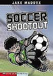 Soccer Shootout (Jake Maddox Sports Stories)-ExLibrary