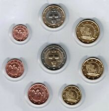CYPRUS UNC EURO SET 2016 - 8 munten 1 cent / 2 euro