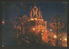 AD7914 Imperia - Provincia - Sanremo - Chiesa Russa di notte