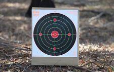 "GlowShot 12"" Heavy Card Reactive Splatter Shooting Targets 50 Pack"