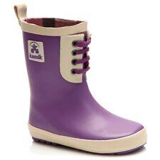 NIB Kamik Toddler Girls Raingame Purple Dewberry Sneaker Winter Rain Boots 10
