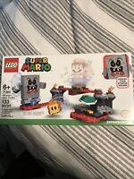 LEGO Whomp's Lava Trouble Expansion Set Super Mario (71364) NIB
