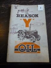 Fordson Paper Agricultural Vehicle Manuals & Literature
