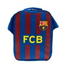 Fc Barcelona Kit Lunch Bag Red & Blue Shirt Shaped Packed Box Football Team New
