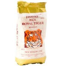 (3,17€/1kg) [ 12x 1kg ] ROYAL TIGER Jasmin Duftreis Jasmin Reis ganz AAA Rice KV