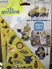 Despicable Me Minions Mix & match magnet set