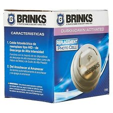 Brink's 7265 HID Dusk to Dawn Replacement Photocell Brand New in Box