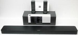 BOSE 700 Series Surround Speakers & SoundBar 500 Model 424096