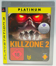 Killzone 2 - komplett in OVP Sony Playstation 3 PS3