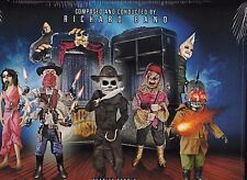 PUPPET MASTER THE MUSIC COLLECTION COMPOSED & CONDUCTED BY RICHARD BAND - LP