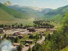 Vail Co Vintage Postcard 51864 Colorado Gore Range Golf Course