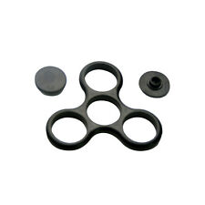 Without Bearing Frame Shell For Tri-Spinner Hand Spinner EDC Fidget Toy Black