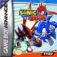 Sonic Battle - Nintendo Game Boy Advance GBA