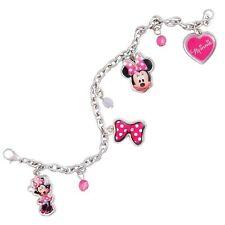 Girls Minnie Mouse Charm Bracelet Girls Dress Up