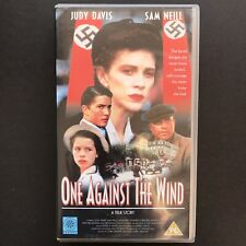 One Against The Wind - Judy Davis & Sam Neill - VHS Video UK 1997 GDA