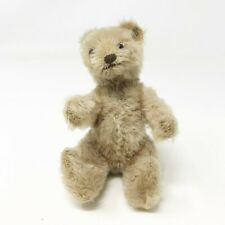 "Vintage 1952-53  Steiff 6"" Teddy Bear With Jointed Arms And Legs And Ear Tag"