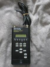 DOLBY Model DM100 Bitstream Analyzer - Used