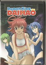 Demon King Daimao: Complete Anime Collection (DVD, 2011, 2-Disc Set) ENGLISH DUB