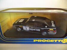 PROGETTO K ALFA ROMEO 75T GHETER CAR CAMP ITALIA 1990    1/43RD SCALE   IN CASE