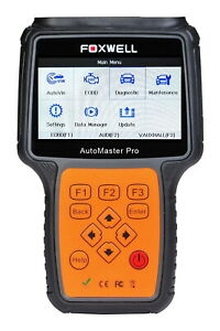 Foxwell NT680 All Systems - All Systems Scan Tool + Oil Service & EPB