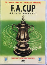 F. A. CUP GOLDEN MOMENTS DVD