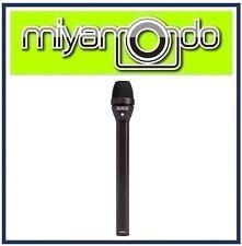 Rode Reporter Omnidirectional Handheld Interview Microphone