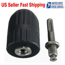 13MM Keyless Drill Chuck with SDS Adaptor Hardware Tools Part Useful Home New