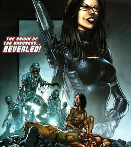 DDP Devils Due Publishing Gi Joe Reloaded Issue No 08 Cover A October 2004