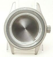 New Excellent Watch Case Marriage for Poljot Buran Moverments Stainless Steel