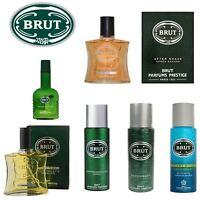 Brut | Aftershave Deodorant Anti Perspirant Eau De Toliette | Full Range