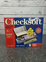 Checksoft Personal Deluxe Software Model# 3430 By Avanquest NEW SEALED