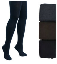 Womens Warm 90% Cashmere Thick Opaque Tights | Winter