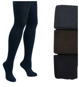 Womens Warm 90% Cashmere Thick Opaque Tights   Winter