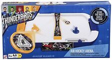 Kids Thunderbirds Small Air Hockey Mini Table Games Machine Action Game Children