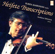 Svetlana Safonova (Pno) - Heifetz Transcriptions