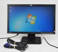"""Hp LE2001w 20"""" Monitor VGA  Grade A"""
