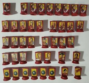 Stratego (2014) - 41 Red Army Pieces ONLY (Complete Set)-Replacemet Pieces/Parts