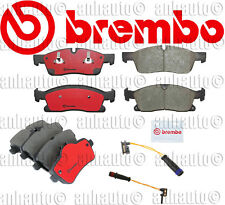 Brembo Front & Rear Brake pads for Mercedes-Benz  G GL GLE GLS ML