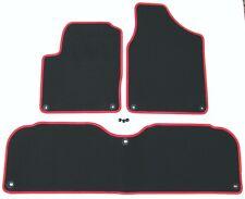 Custom Premium Tapis de voiture pour s/'adapter SEAT ALHAMBRA 7 places 2010-présent