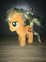 "TY My Little Pony Sparkle Applejack Approx 8"" Soft Toy"
