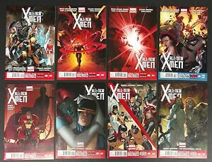 ALL NEW XMEN 2013 #2 THRU #18 NM MISSING #15,16 ALL 1ST PRINTS XCEPT #5 15 BKS!