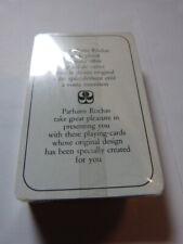 jeu de cartes PARFUMS ROCHAS  (cp10)